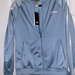 Adidas sweat jacket NWT